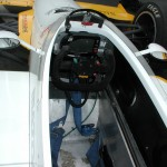 Formula Atlantic Cockpit