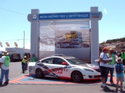 2009 Mazda6 Safety Car