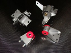 Complete 4-Piece Engine Mount Kit