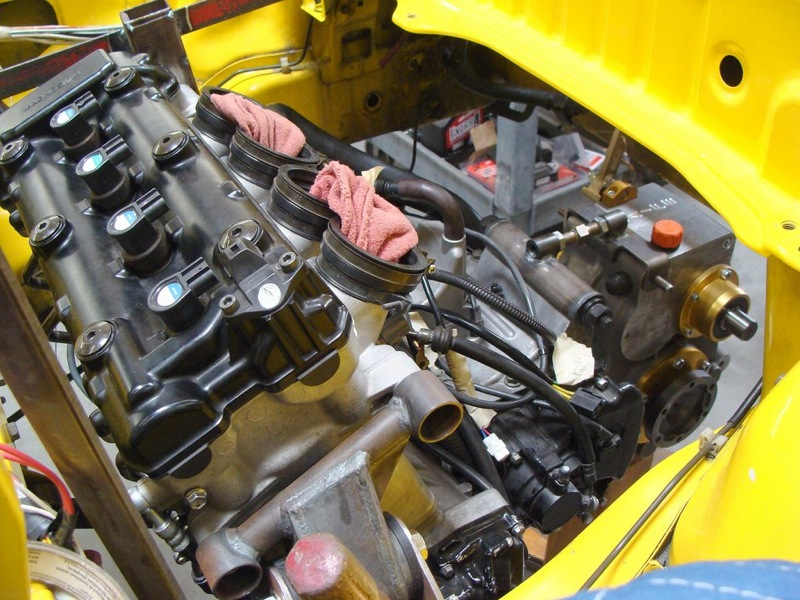 Honda Beat Engine Swap Awr