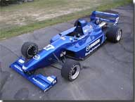 Photo of Doug Mercier's Formula Atlantic