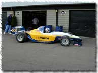 Formula Atlantic at Mid-Ohio in 1998