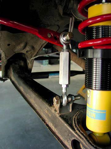 Miata Suspension Parts By Awr