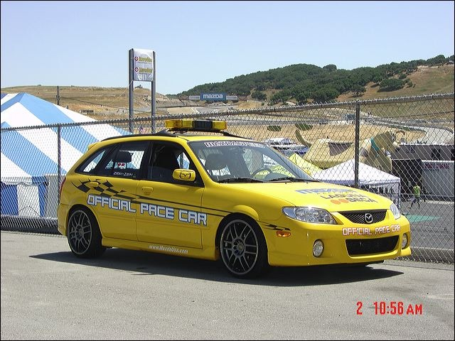 Awr Racing Protege 5 Pace Car